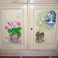 Come Decorare I Mobili Con Il Decoupage Pictures to pin on Pinterest